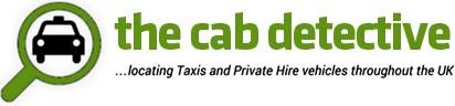 The Cab Detective Logo